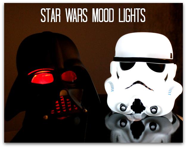 Star Wars Gifts  Star Wars Mood Lights