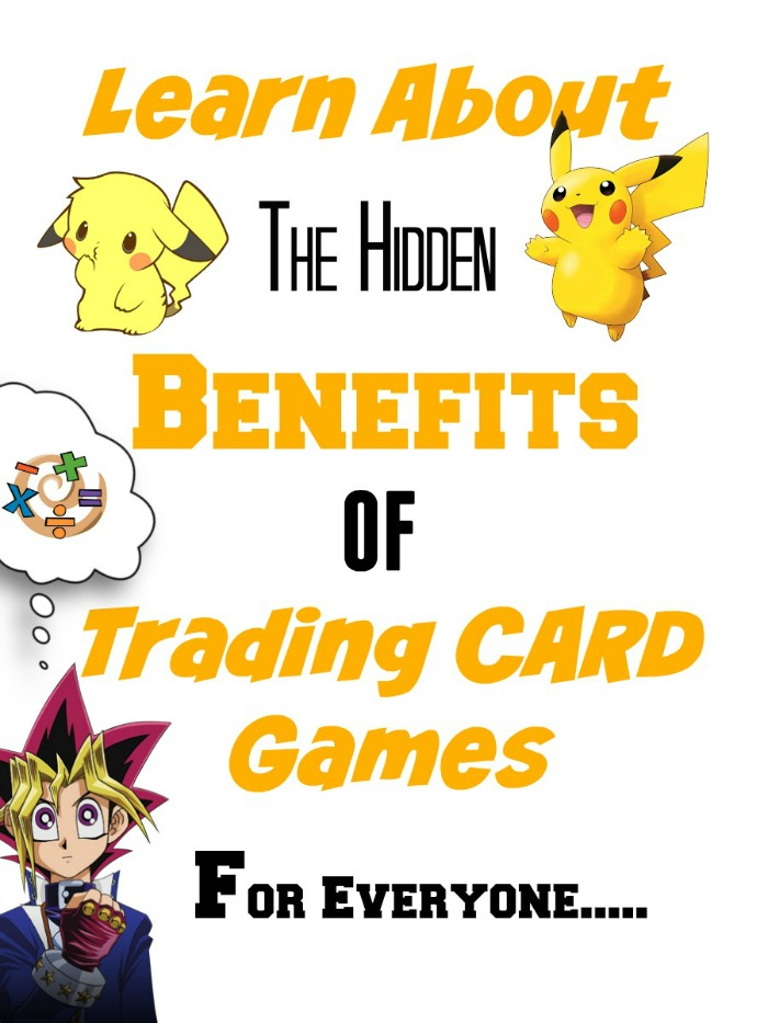 Trading Card Games The Benefits for everyone image