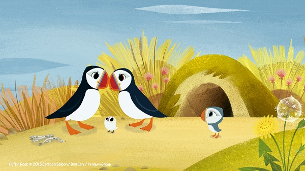 Puffin Rock Exclusive Giveaway - Print