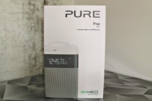 Pure Pop Mini Radio – Great gifts for him this Fathers day