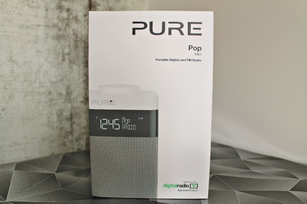 Pure Pop Mini Portable Digital and FM Radio