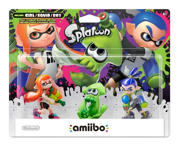 splatoon amiibo set