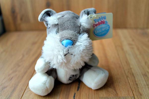 My Blue Nose Friends -Rascal the Schnauzer