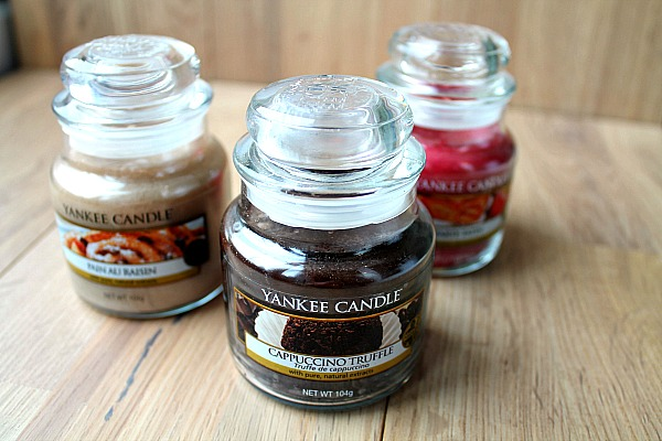 Home Decor ideas: Yankee Candle Cafe Culture Collection