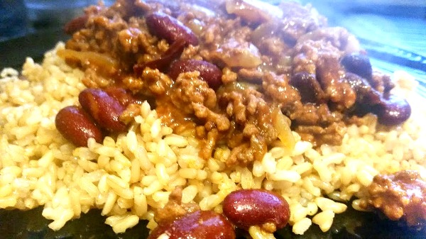budget meals homemade chilli con carne