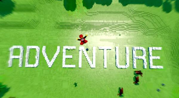 Lego Worlds Adventure