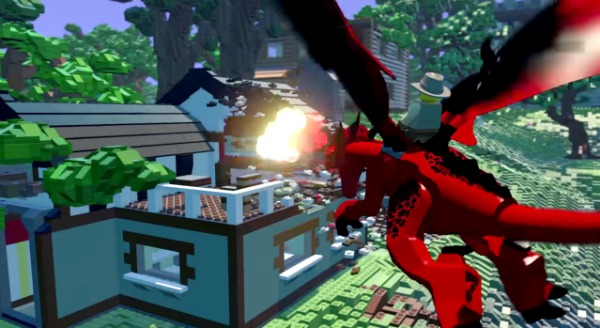 Lego Worlds Online Screen shots