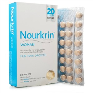 Nourkrin Woman Review –  My Journey to thicker hair