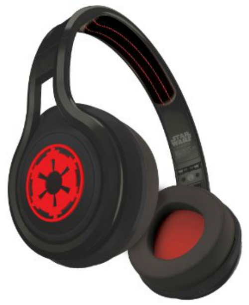 Star Wars™ Limited Edition Imperial™ Street by 50™ On-Ear Wired Headphone by SMS Audio