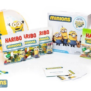 Haribo Minions Competition