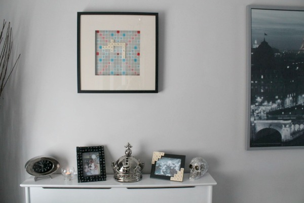 Home-Decorating-Ideas-My-Eclectic-home-decor-scrabble-picture