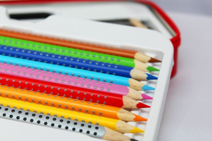 Colour GRIP Pencil Case Gift Set