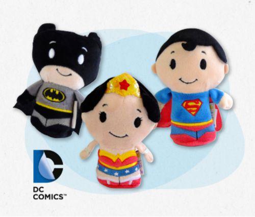 DC Comics Itty Bittys