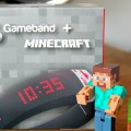 Gameband + Minecraft