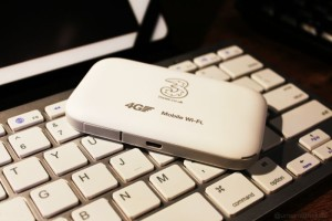 Three Travel 4G MiFi Dongle Review – WIFI on the GO