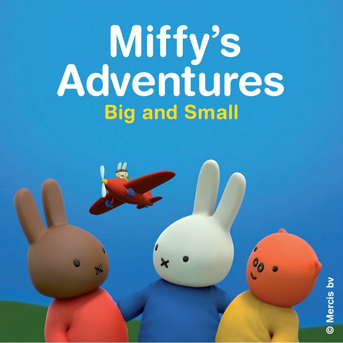Miffy Adventures airplane image new