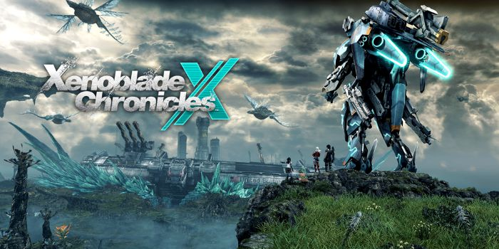 Xenoblade Chronicles X video game