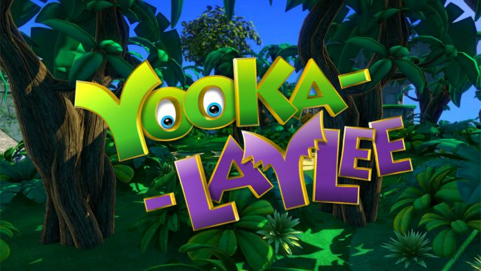 Yooka-Laylee video game