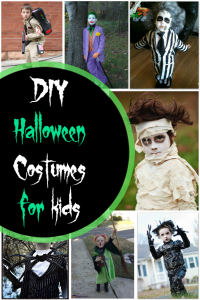 10 Creative DIY Halloween Costumes for Kids