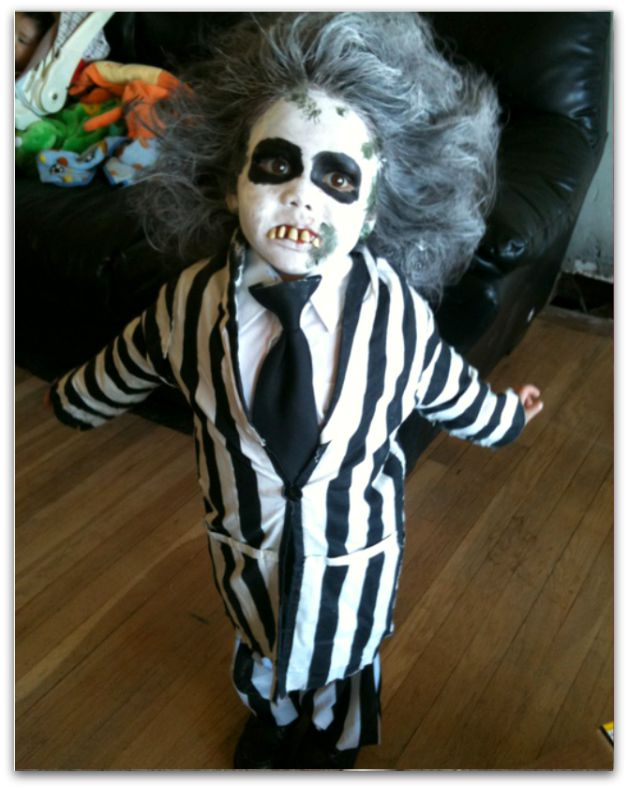 Beetlejuice Kids Costume Best Kids Costumes