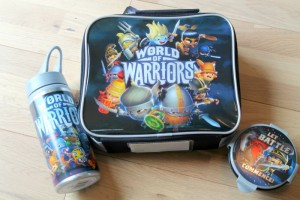 5 Healthy World of Warriors Lunch box Recipes