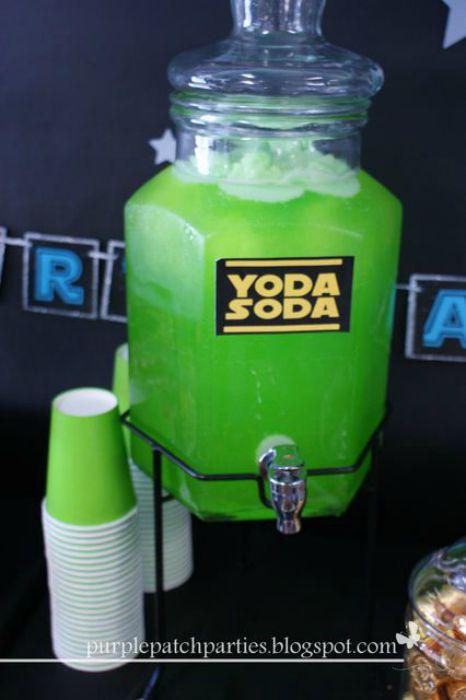 yoda soda