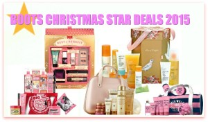 Boots Star Gift Deals Beauty Gifts for Xmas 2015 (Updated)