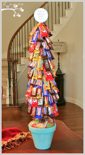 Candy tree Idea