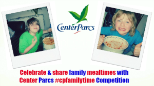 Celebrate & share family mealtimes with Center Parcs