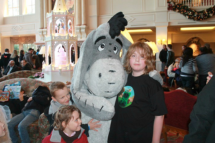 Eeyore at Walt Disney World