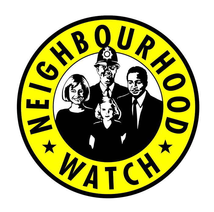 Home Security Tips - Neighbourhood watch UK logo