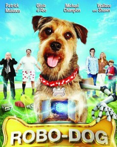 Win 1 of 2 copies of ROBO-DOG on DVD
