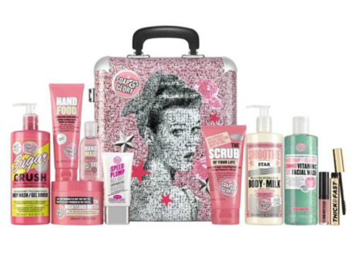 SOAP & GLORY THE WHOLE GLAM LOT LIMITED EDITION