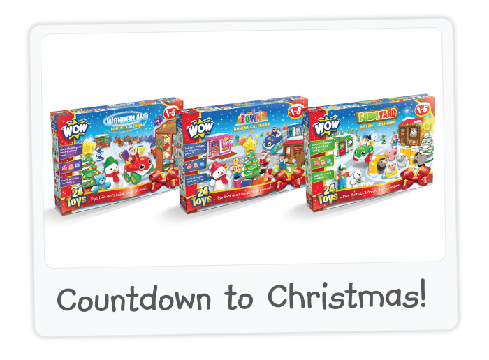 unique advent calendars for kids 2015 wow toys