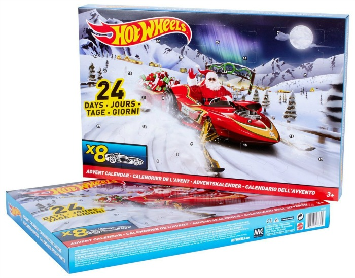 unique-advent-calendars-for-kids-2015-hot-wheels