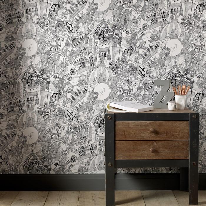 wallpaper doodle