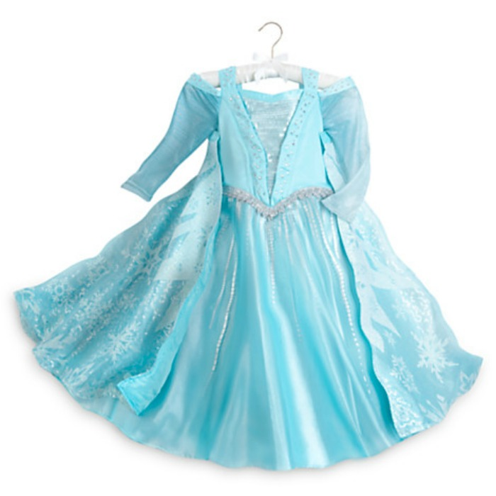 Christmas Gifts for Kids 2015 - Frozen Elsa Light up dress