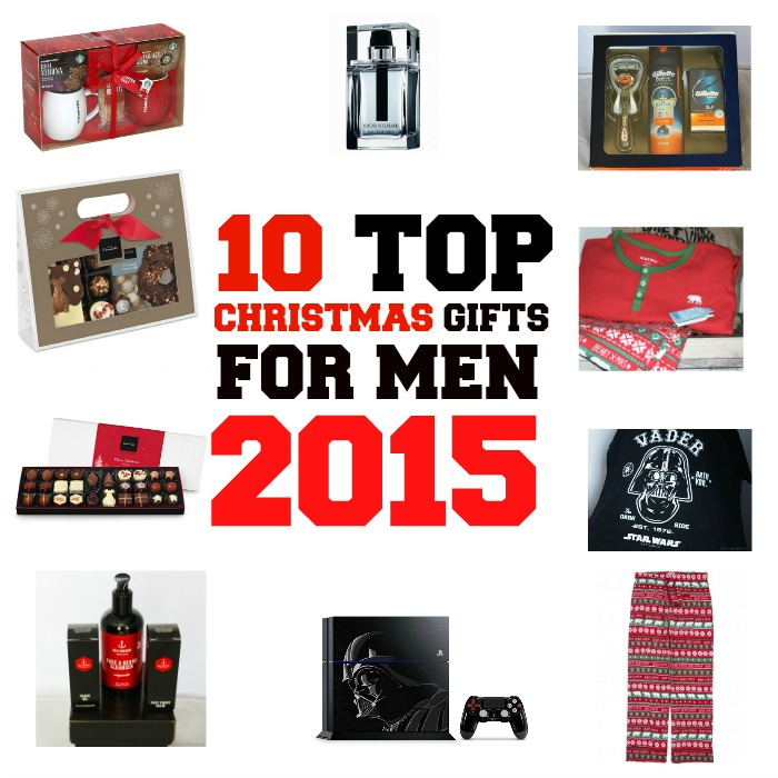 Top 10 gifts for men for christmas
