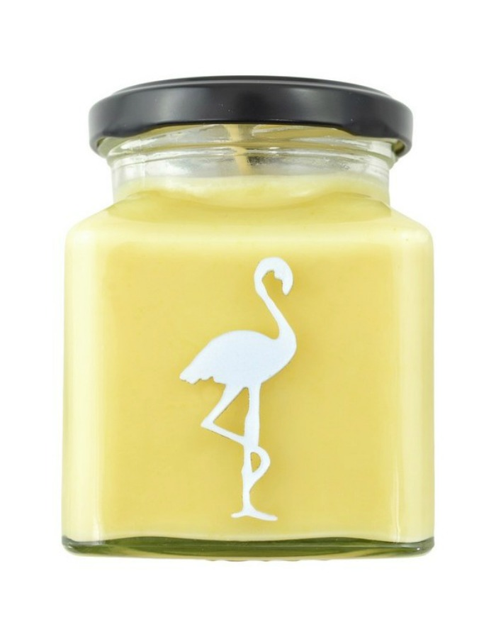 10 Unique Christmas Gifts for 2015 - bubblegum Flamingo jar Candle