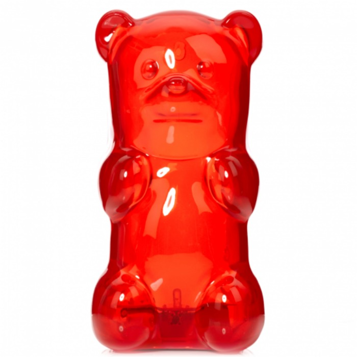 10 Unique Christmas Gifts for 2015 -red-gummy-bear-lamp