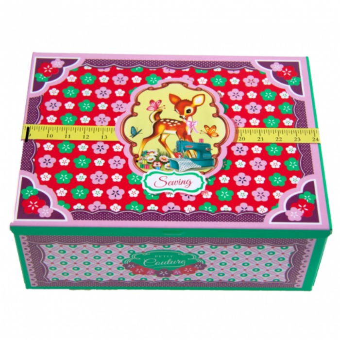 10 Unique Christmas Gifts for 2015 - wu-wu-petit couture Sewing Kit
