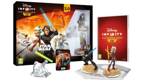 Christmas Gift Guide 2015 - Gamers Edition - Disney Infinity 3.0 Star Wars Starter Pack