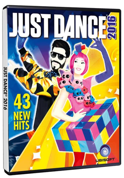 Christmas Gift Guide 2015 - Gamers Edition - Just Dance 2016