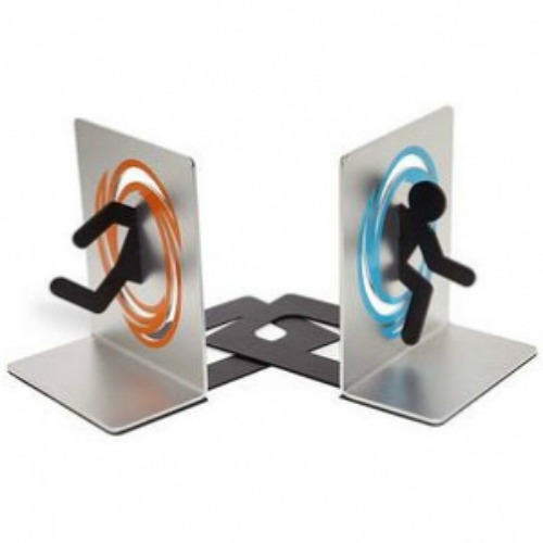 Christmas Gift Guide 2015 - Gamers Edition - Portal Bookends