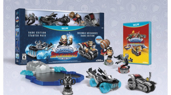Christmas Gift Guide 2015 - Gamers Edition - skylanders Superchargers Dark edition