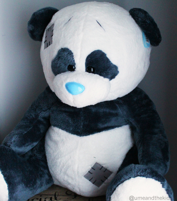 Christmas Gift Guide for Preschoolers 2015 Blinky the Panda