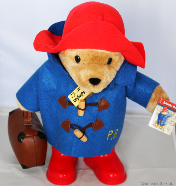 Christmas Gift Guide for Preschoolers 2015 Paddington Bear