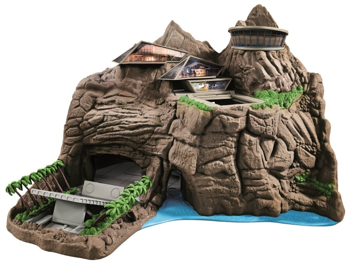 Christmas Gifts for Kids 2015 Tracy Island Playset