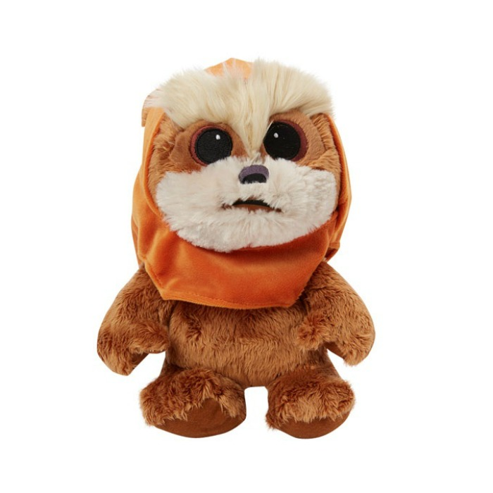 Christmas Gifts for Kids 2015 - Ewok Star Wars Plush