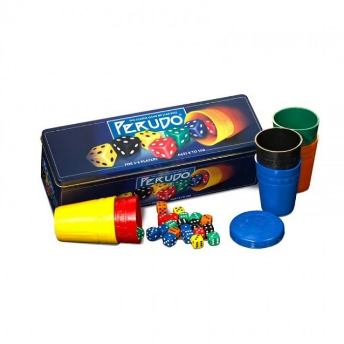 Christmas Gifts for Kids 2015 - perudo Tin